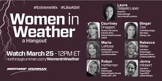 women in weather